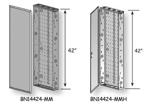 Low Voltage Structured Wiring : Benner nawman box categories structured wiring